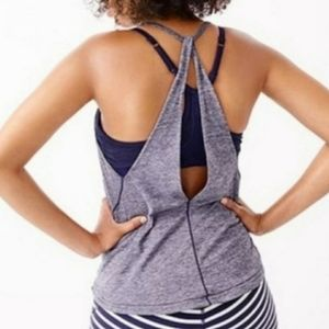 JCrew X New Balance Free Flow Tank Top